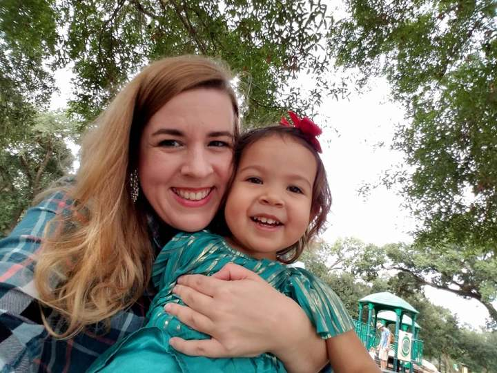 How I Talked To My Little Girl About White Supremacy