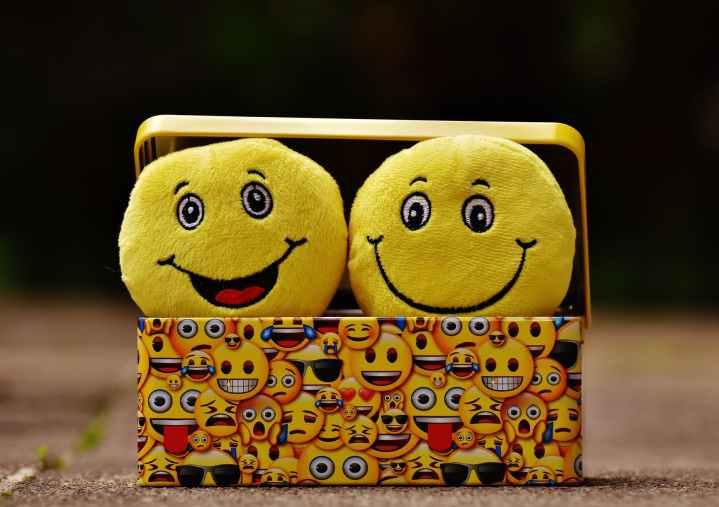 Healthy > Happy